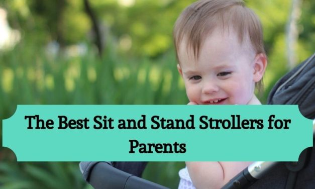 The Best Sit and Stand Strollers for Parents